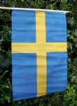 HAND WAVING FLAG - Sweden